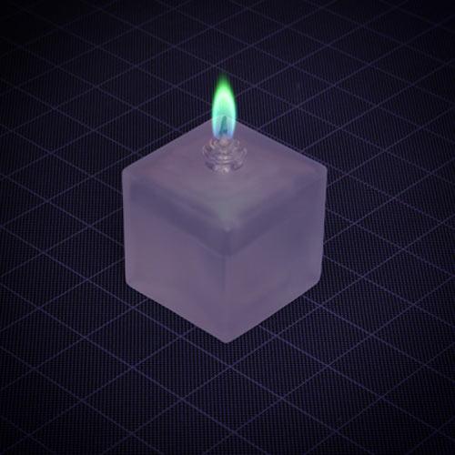 Liquide   Colored Flame Oil Lamps