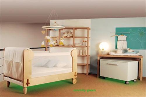 LIT - Under Furniture Mood Lighting - The Green Head