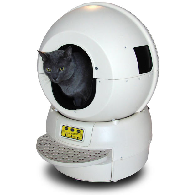 Automatic Cat Litter Dispenser