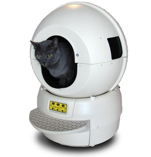 Electronic Cat Litter Box