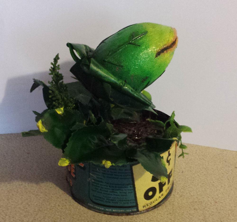 Little Shop Of Horrors Audrey Ii Replica The Green Head