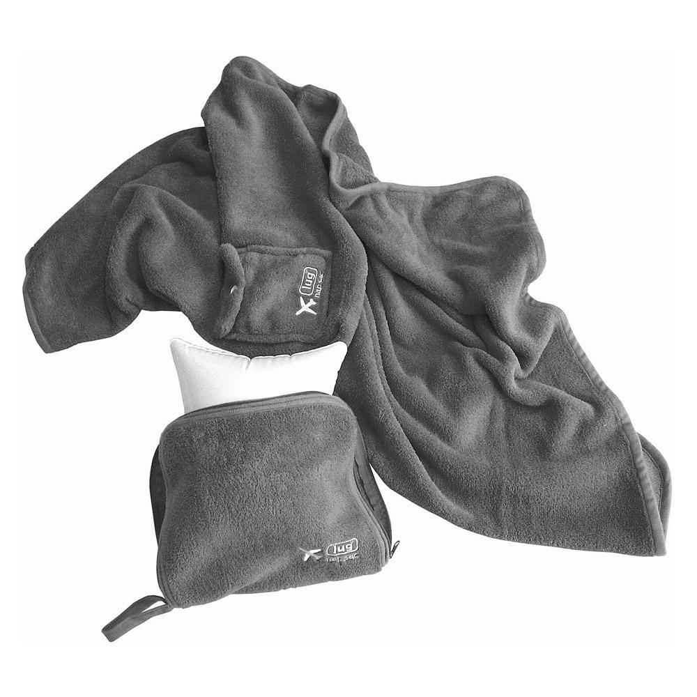 Lug Nap Sac Blanket And Pillow Travel Set