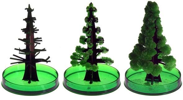 Magic Growing Christmas Tree - The Green Head
