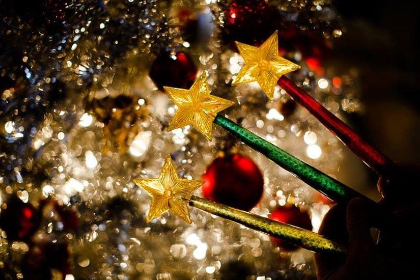 Magic Light Wand - Christmas Tree Remote Control