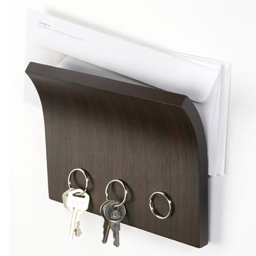 Magnetter invisible magnetic key and letter holder the - Key hook and mail holder ...