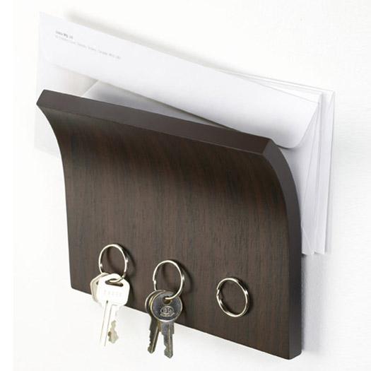 Magnetter Invisible Magnetic Key And Letter Holder