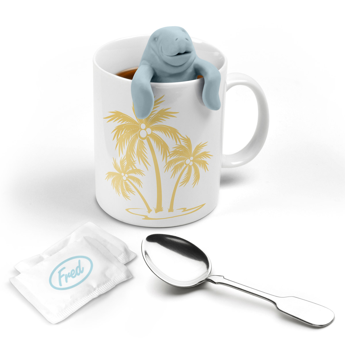 Manatea Tea Infuser The Green Head