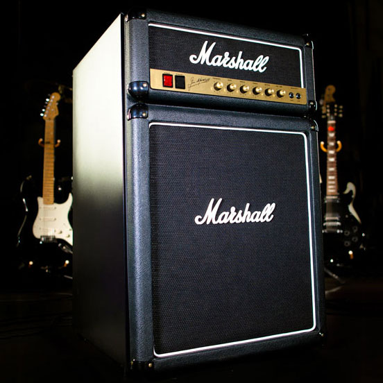 Marshall Amp Fridge - The Green Head