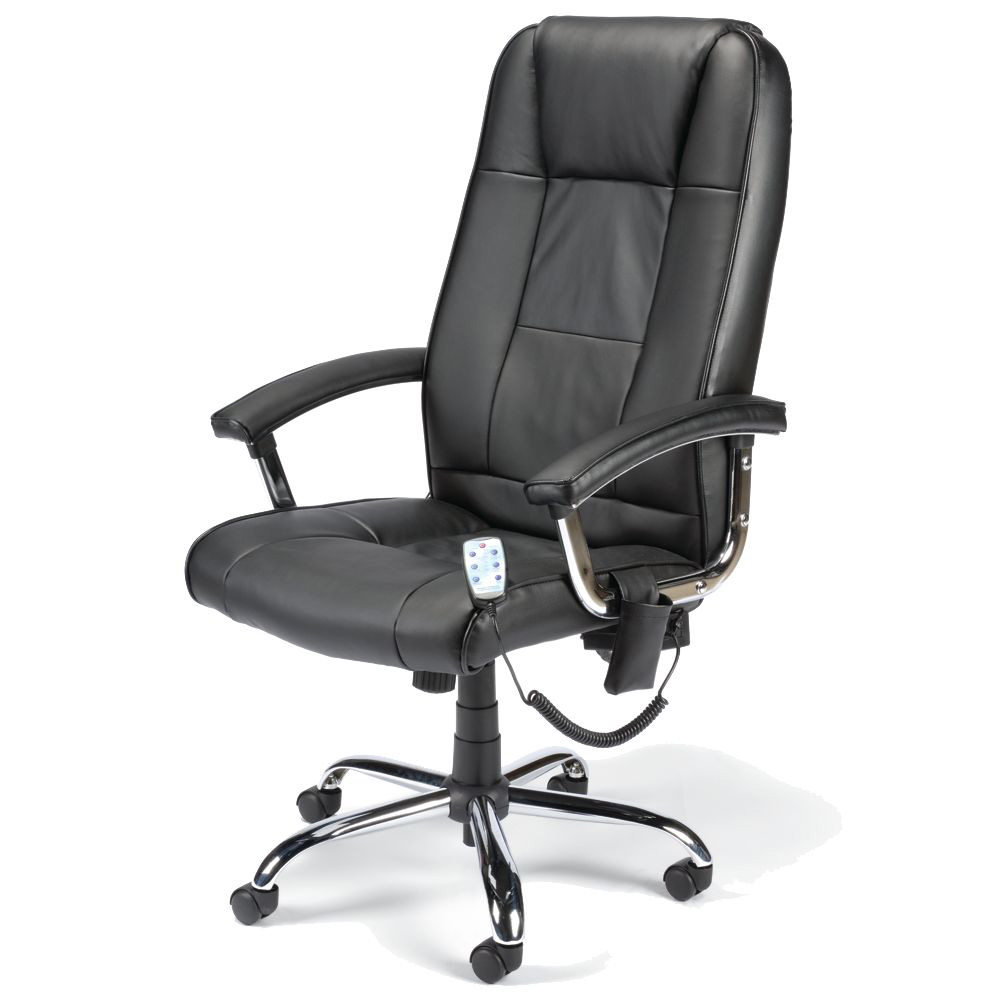 Massaging Office Chair The Green Head