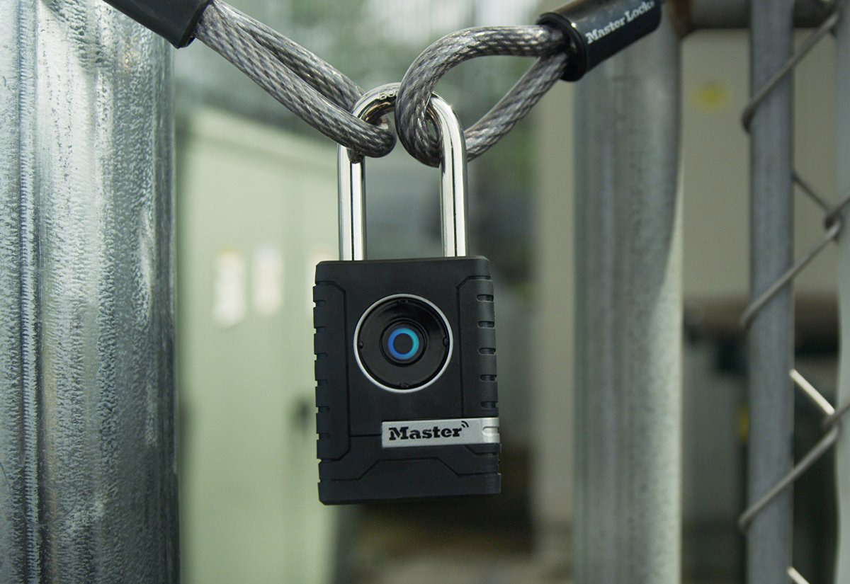 Master Lock Bluetooth Smart Padlocks The Green Head