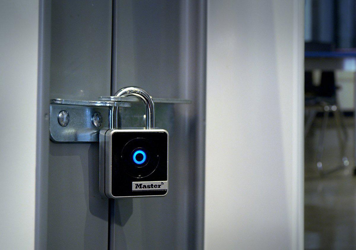 Master Lock Bluetooth Smart Padlocks The Green Head