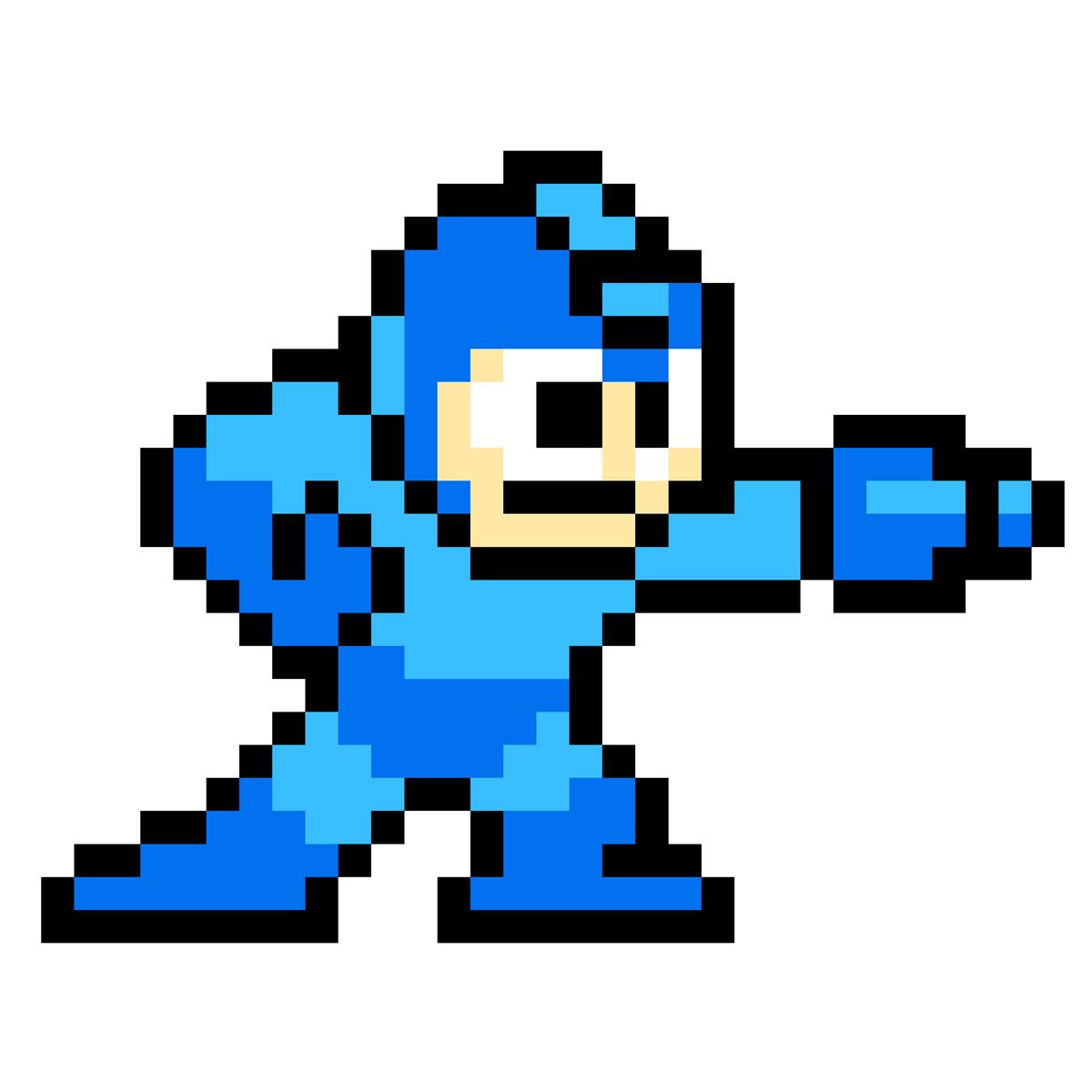 Mega Man E Tank Energy Drink The Green Head