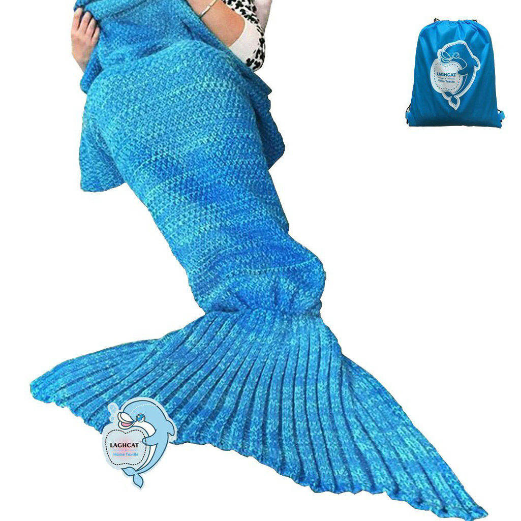 Fun Toys For 11 Year Olds : Mermaid tail blankets