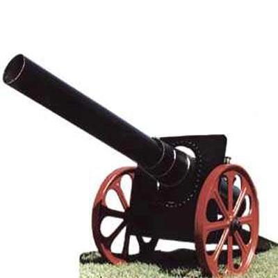 Automatic Rapid Fire Mini Field Cannon The Green Head