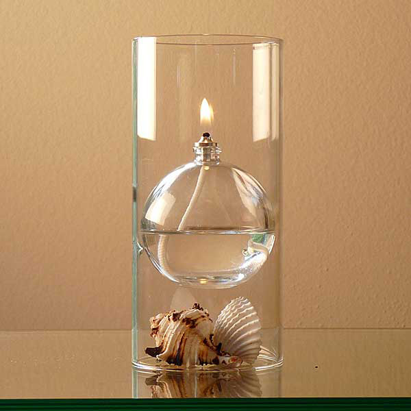 Modern Transcend Oil Lamp - The Green Head