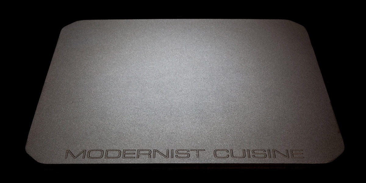 Modernist Cuisine Baking Steel The Green Head