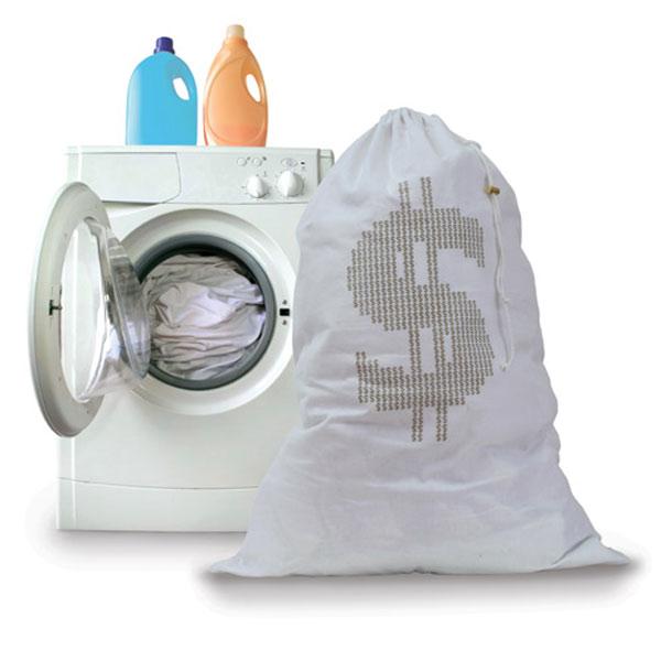 Thread By Rvawonk New Anti Money Laundering: Money Laundry Bag