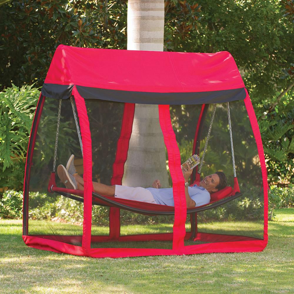 Mosquito Thwarting Hammock - The Green Head