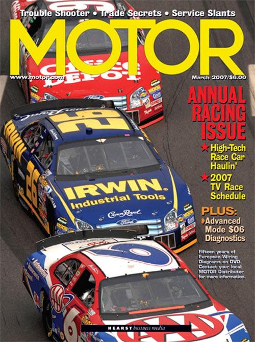 Free Motor Magazine The Green Head