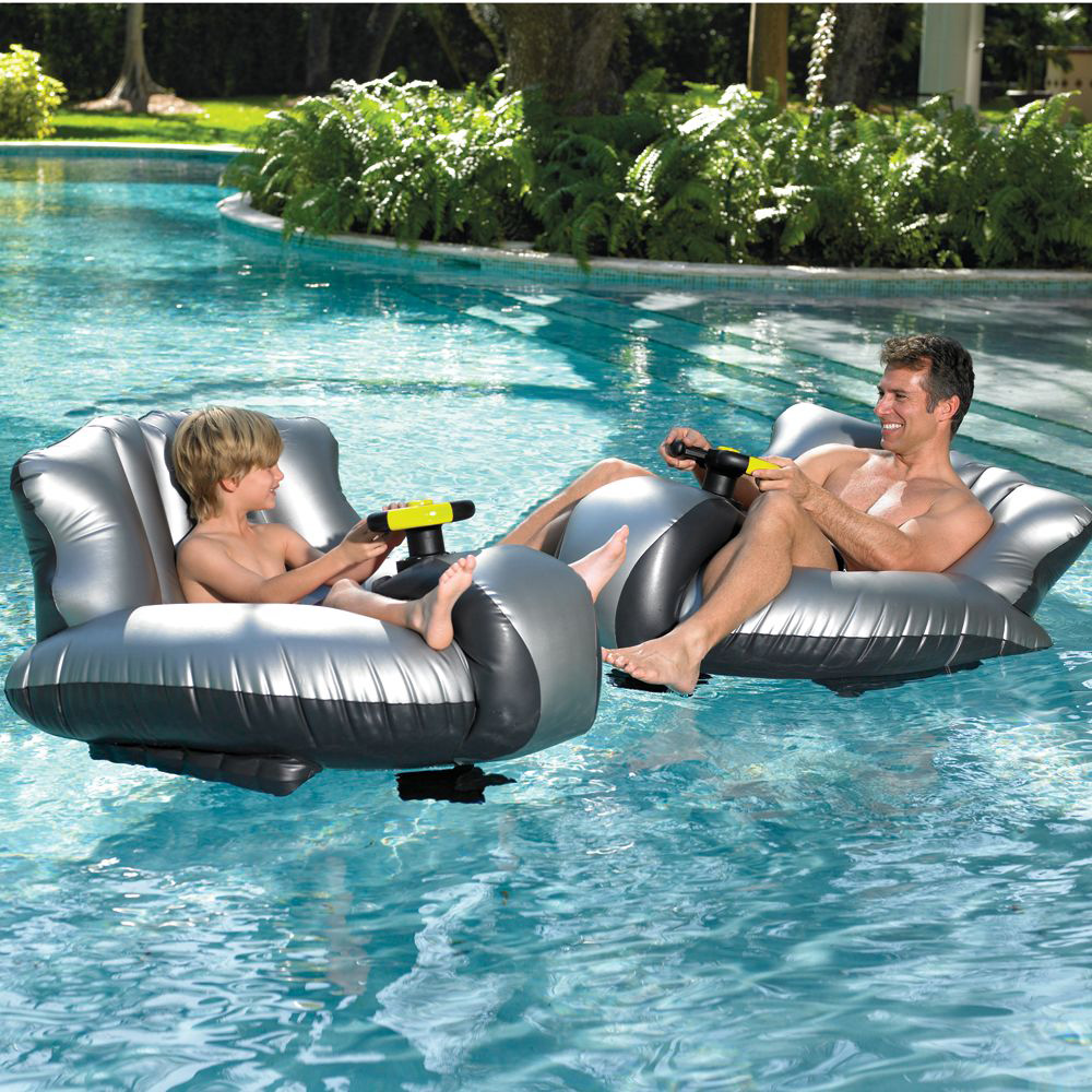 Motorized Inflatable Bumper Boats The Green Head