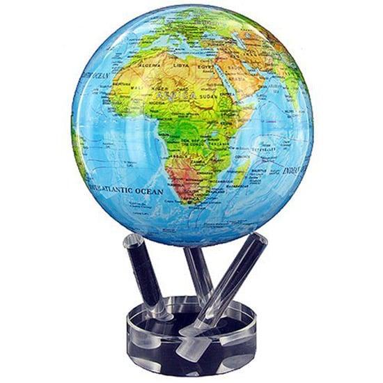Mova Globe - Perpetual Motion Rotating Globe - The Green Head