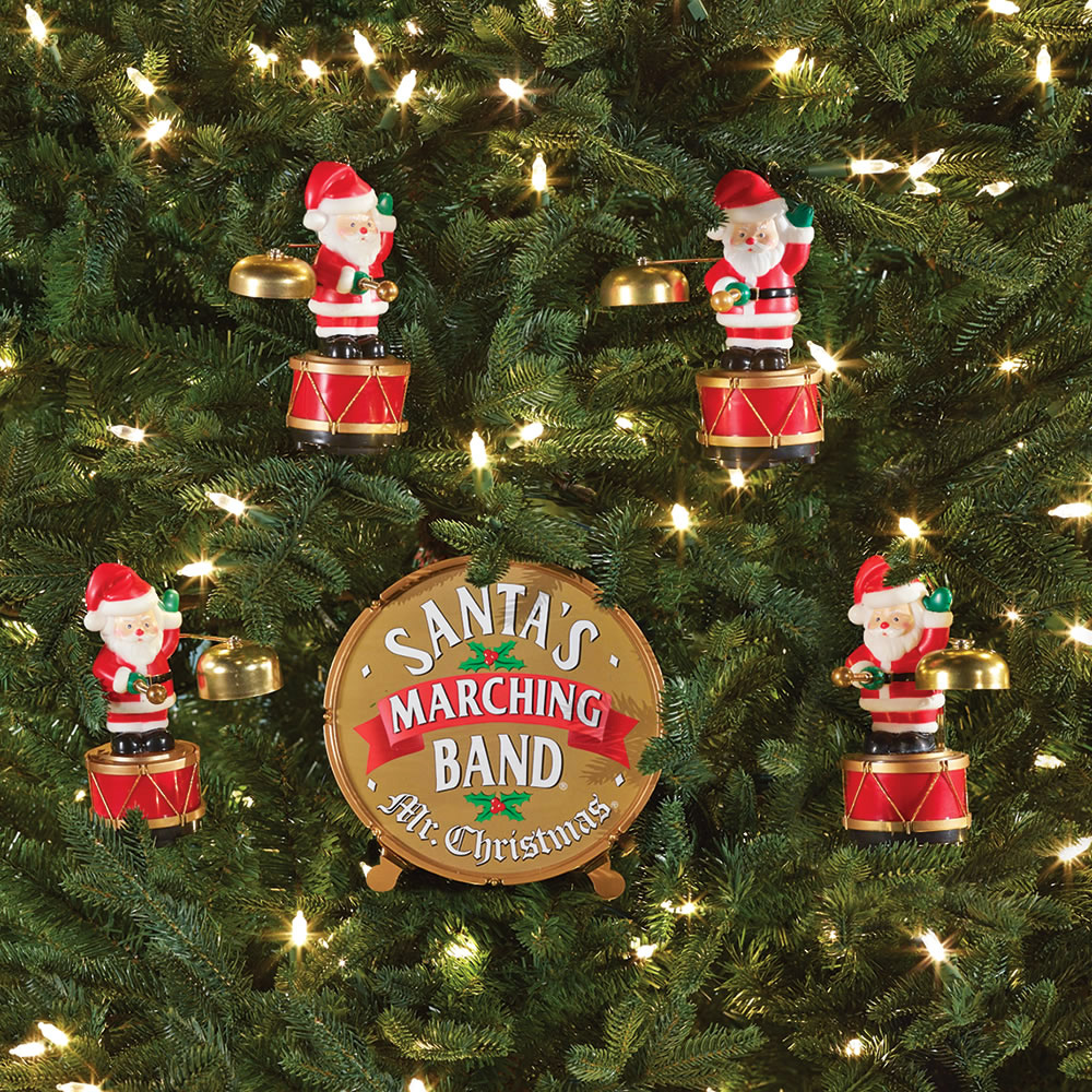 mr christmas ornaments