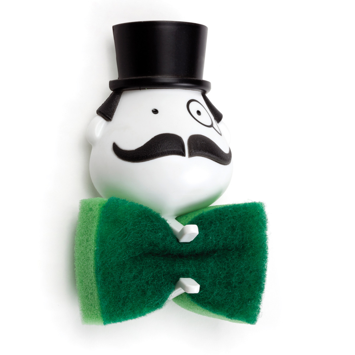 Mr Sponge Bow Tie Scrub Holder The Green Head