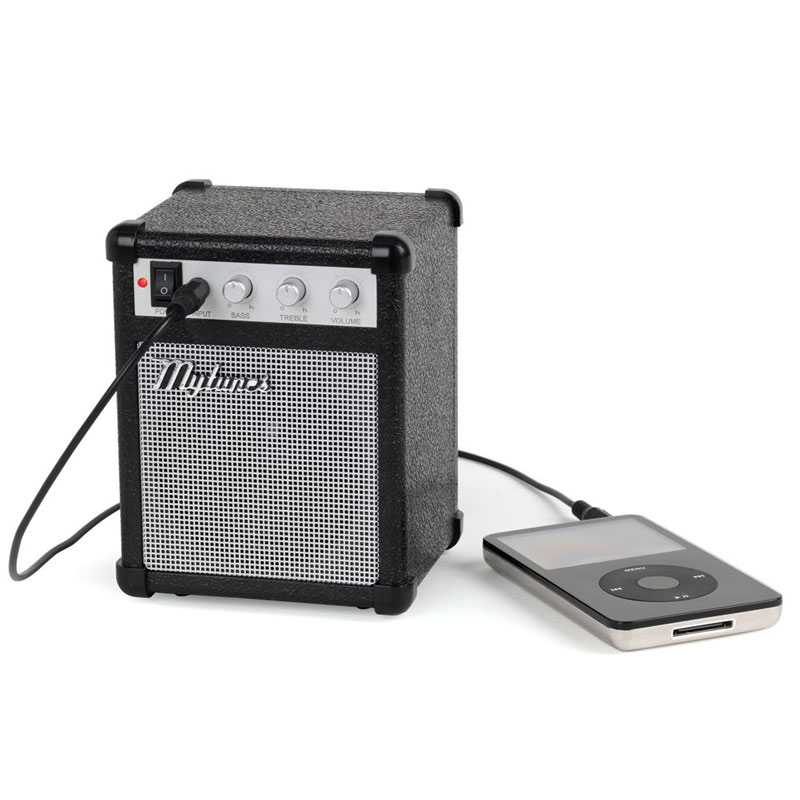 MyTunes Mini Amplifier Speaker - The Green Head