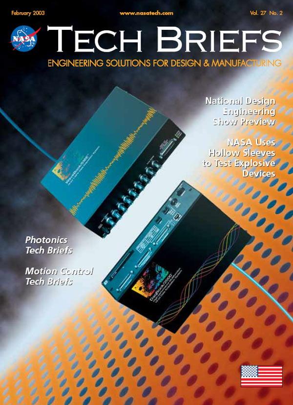 FREE - NASA Tech Briefs Magazine - The Green Head
