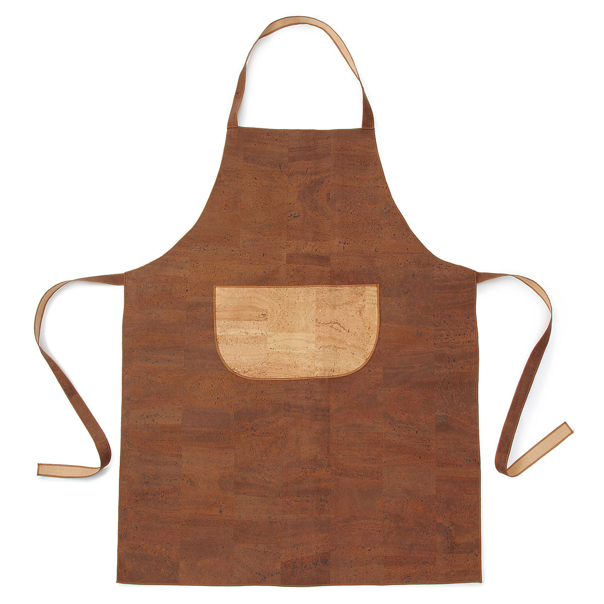 Natural Cork Apron The Green Head