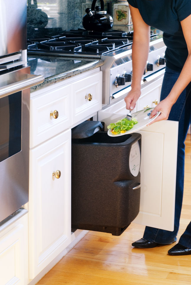 NatureMill Plus   Automatic Kitchen Composter