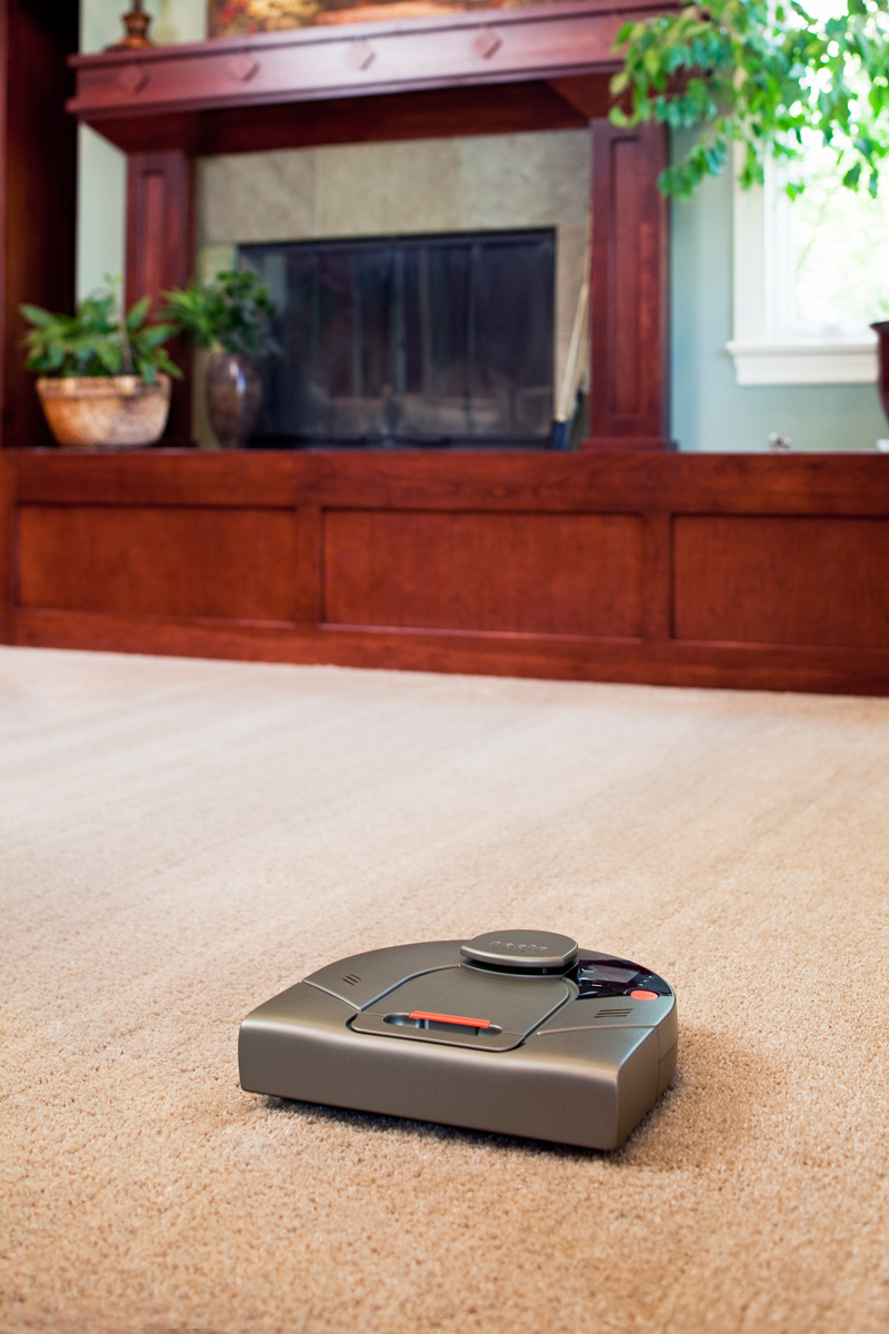 Neato Xv 11 All Floor Laser Guided Robotic Vacuum The