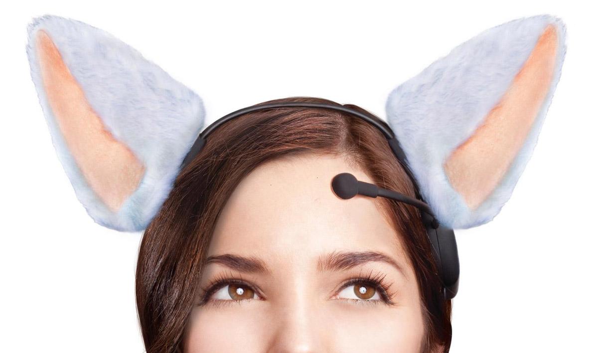 Back Cat Ears Gif