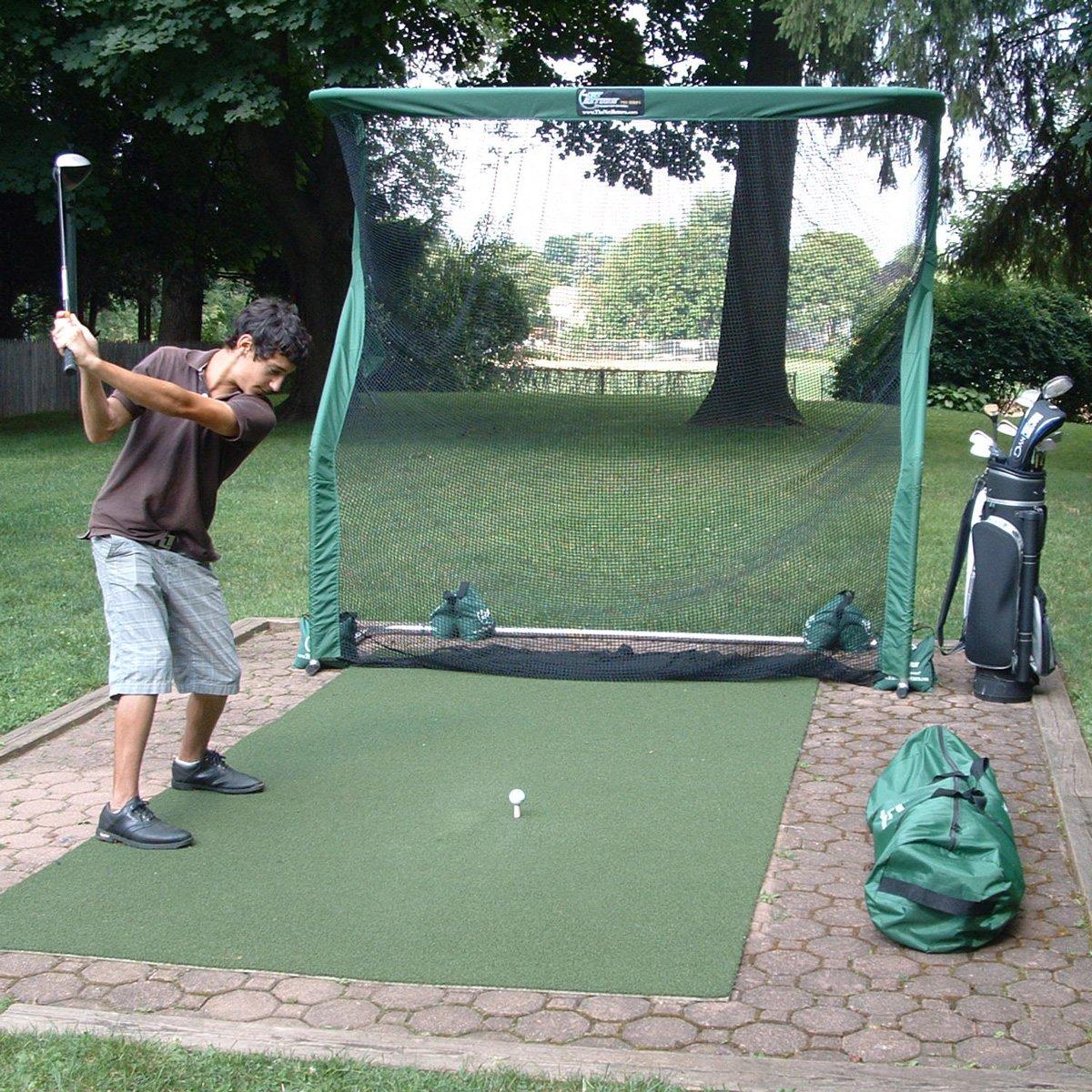 Continuous Practice Golf Trainer