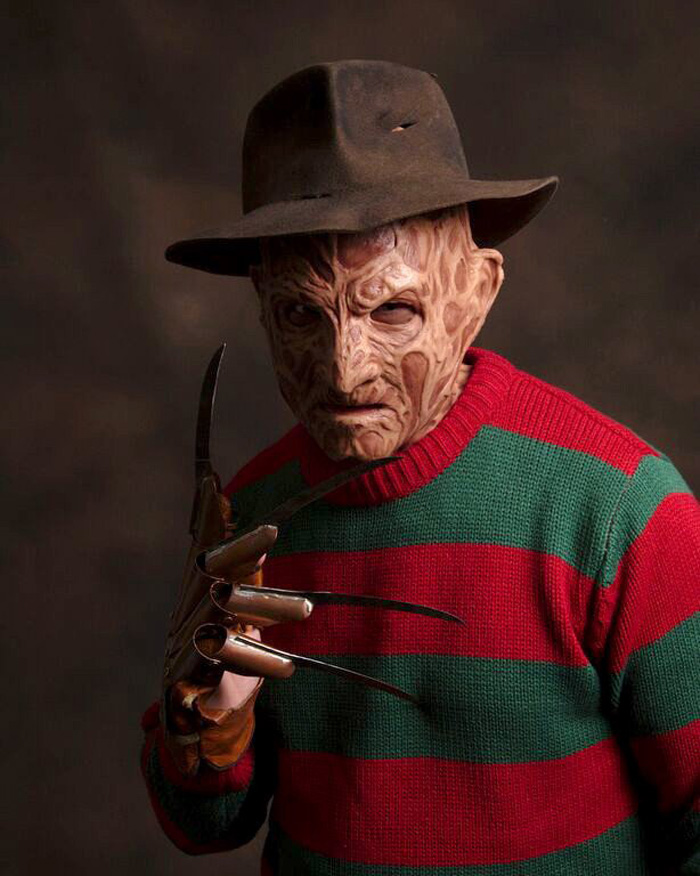 freddy on elm street