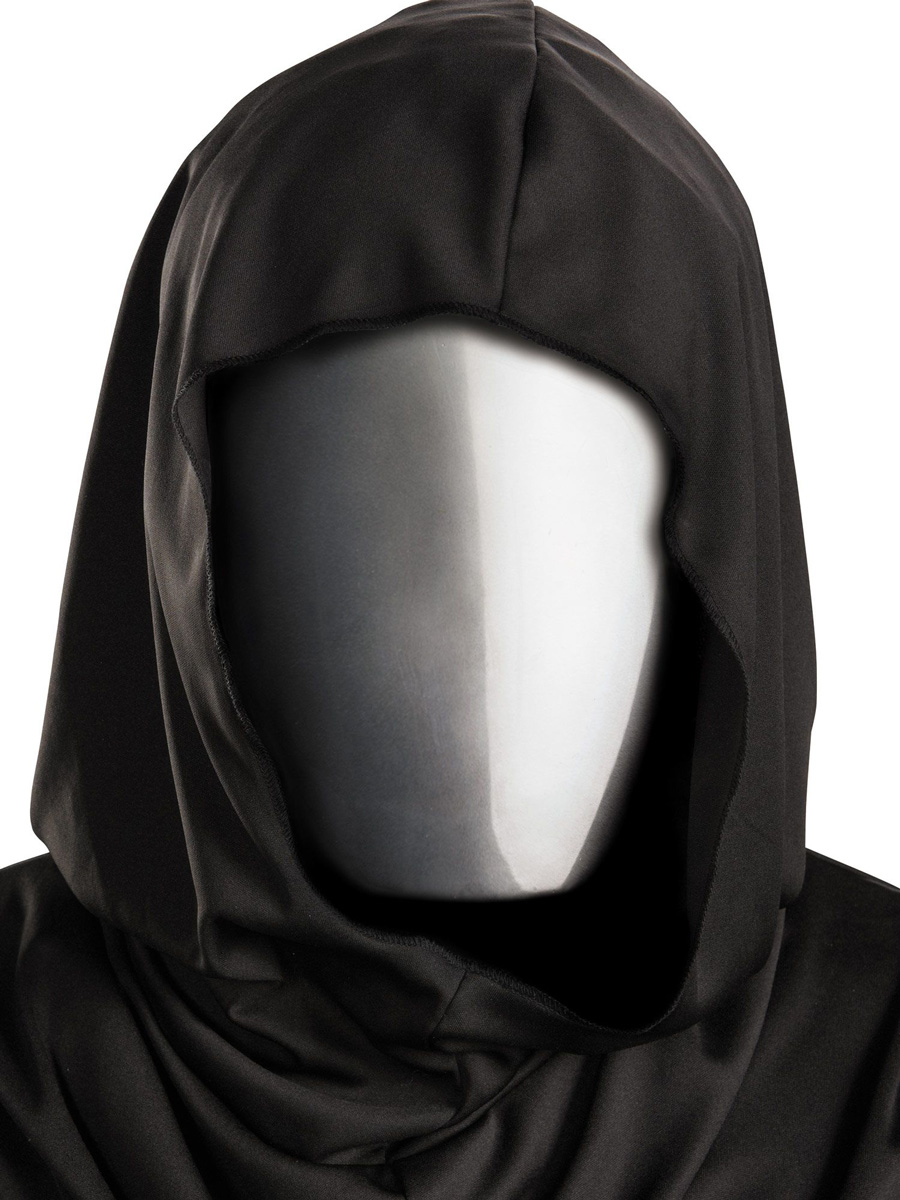 No Face Halloween Mirror Mask / Anonymous Disguise - The Green Head
