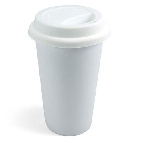 I Am Not A Paper Cup Eco Friendly Reusable Ceramic Coffee