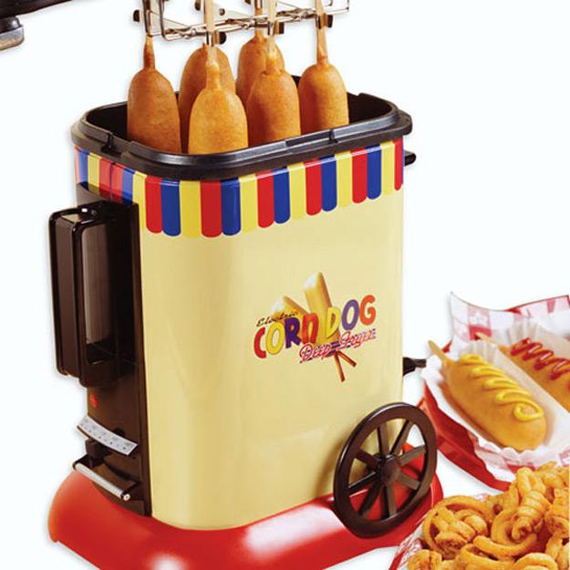 Carnival Hot Dog Cooker