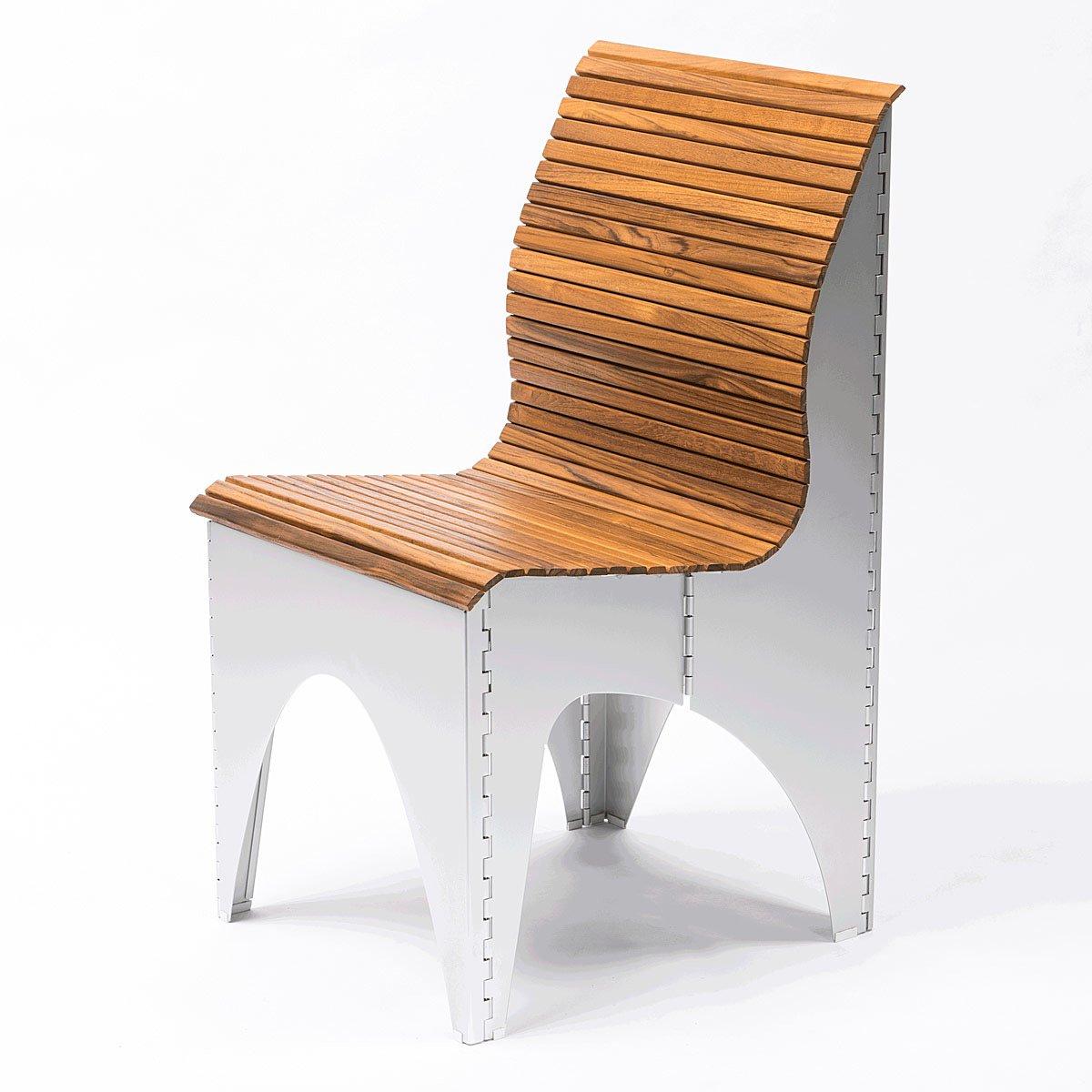 Ollie Shape Shifting Space Saving Folding Chair The Green Head