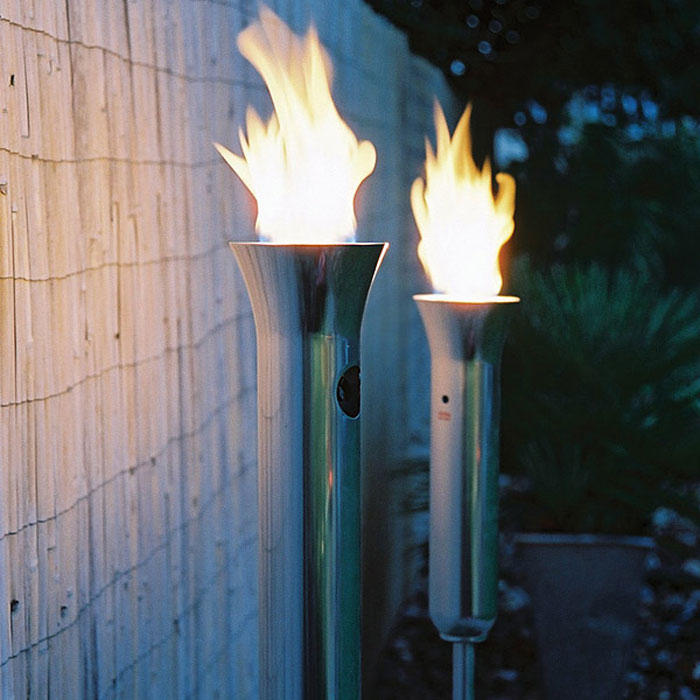 Olympic Torch Propane Patio Torches The Green Head
