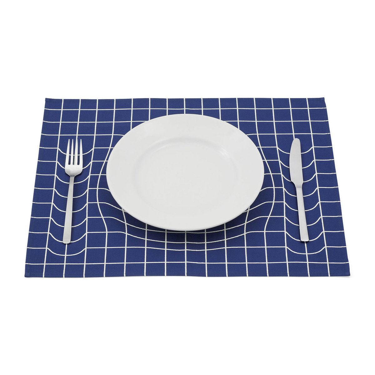 Optical Illusion Trick Placemat