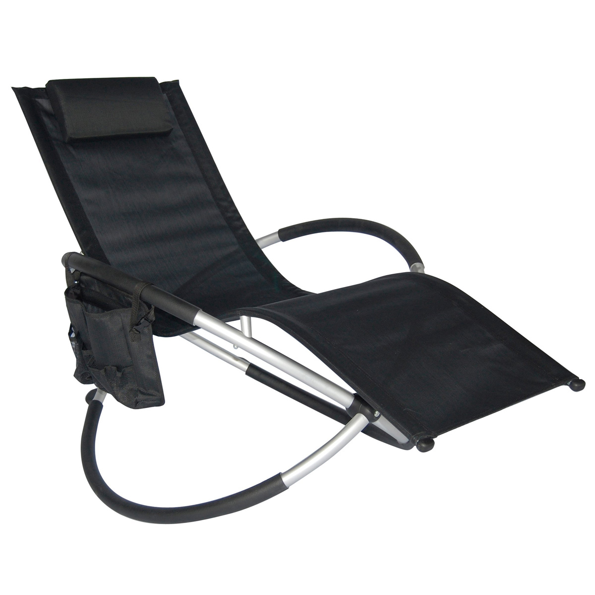 Beach lounge chair portable - Orbital Lounger Zero Gravity Portable Lounger