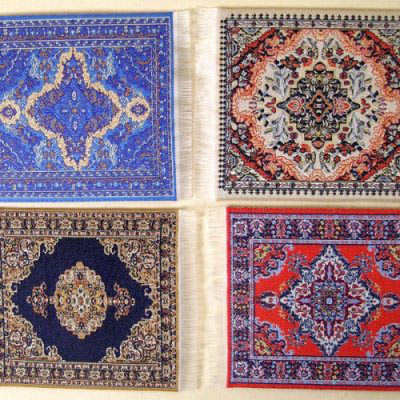 Oriental Rug Coasters Roselawnlutheran
