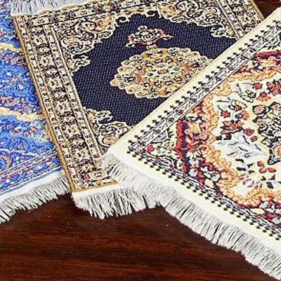 Oriental Rug Coasters Handcrafted In Istanbul Turkey