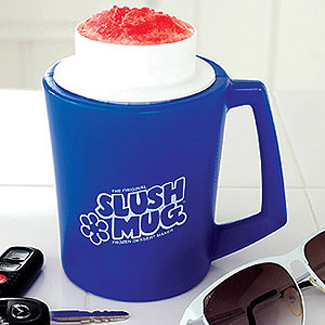 Original Slush Mug Transforms A Drink Into Slushee