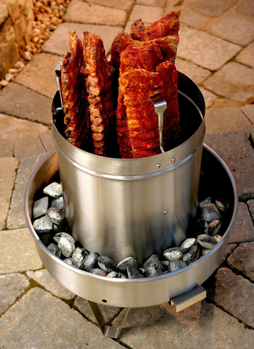 Orion Cooker Fast Worry Free Convection Cooker And Bbq Smoker