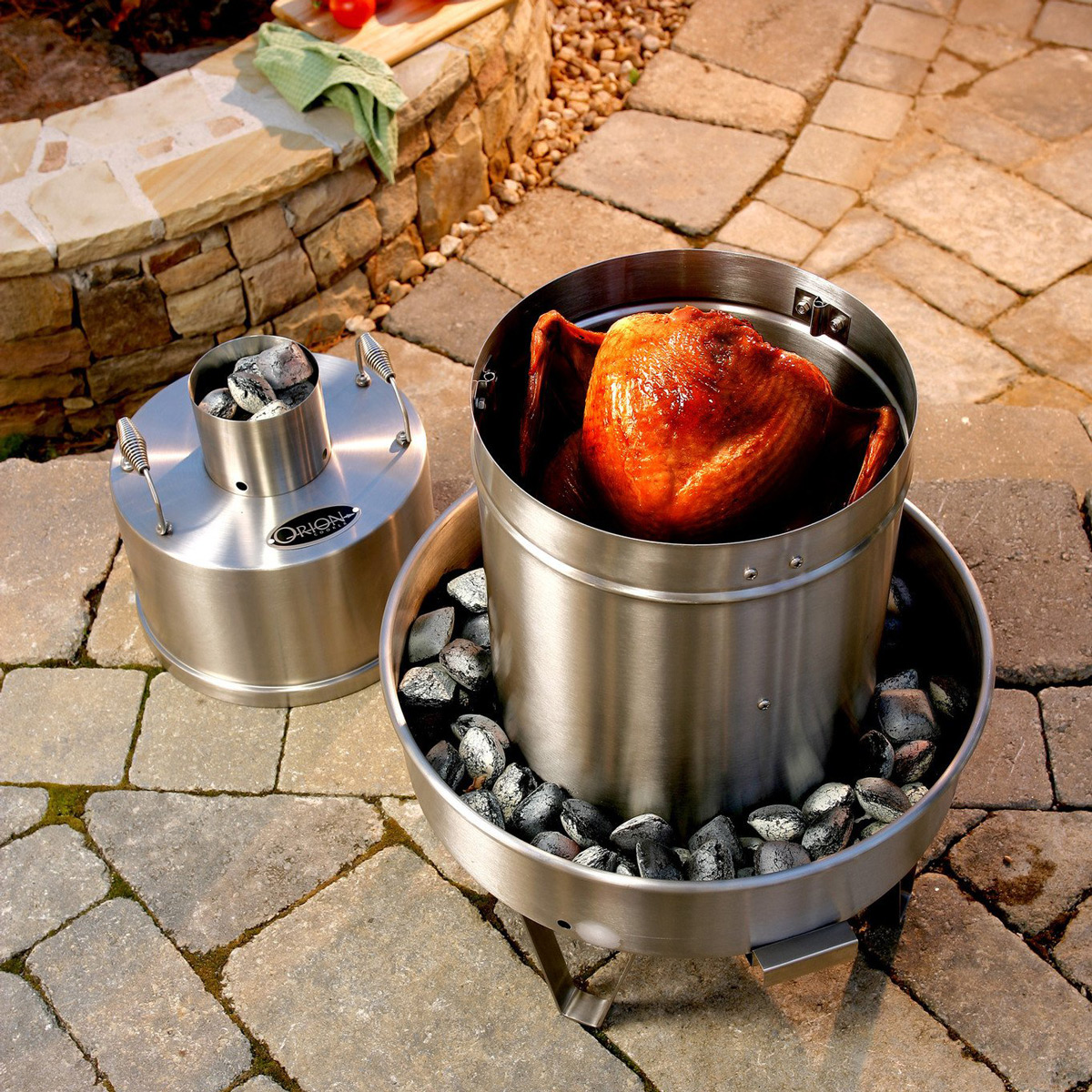 Orion Cooker Fast And Worry Free Convection