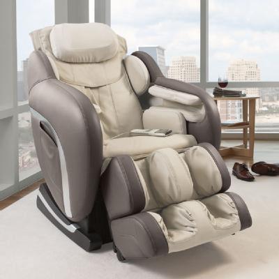 Zero Gravity Full Body Massage Chair osim uastro - zero gravity full-body massage chair - the green head
