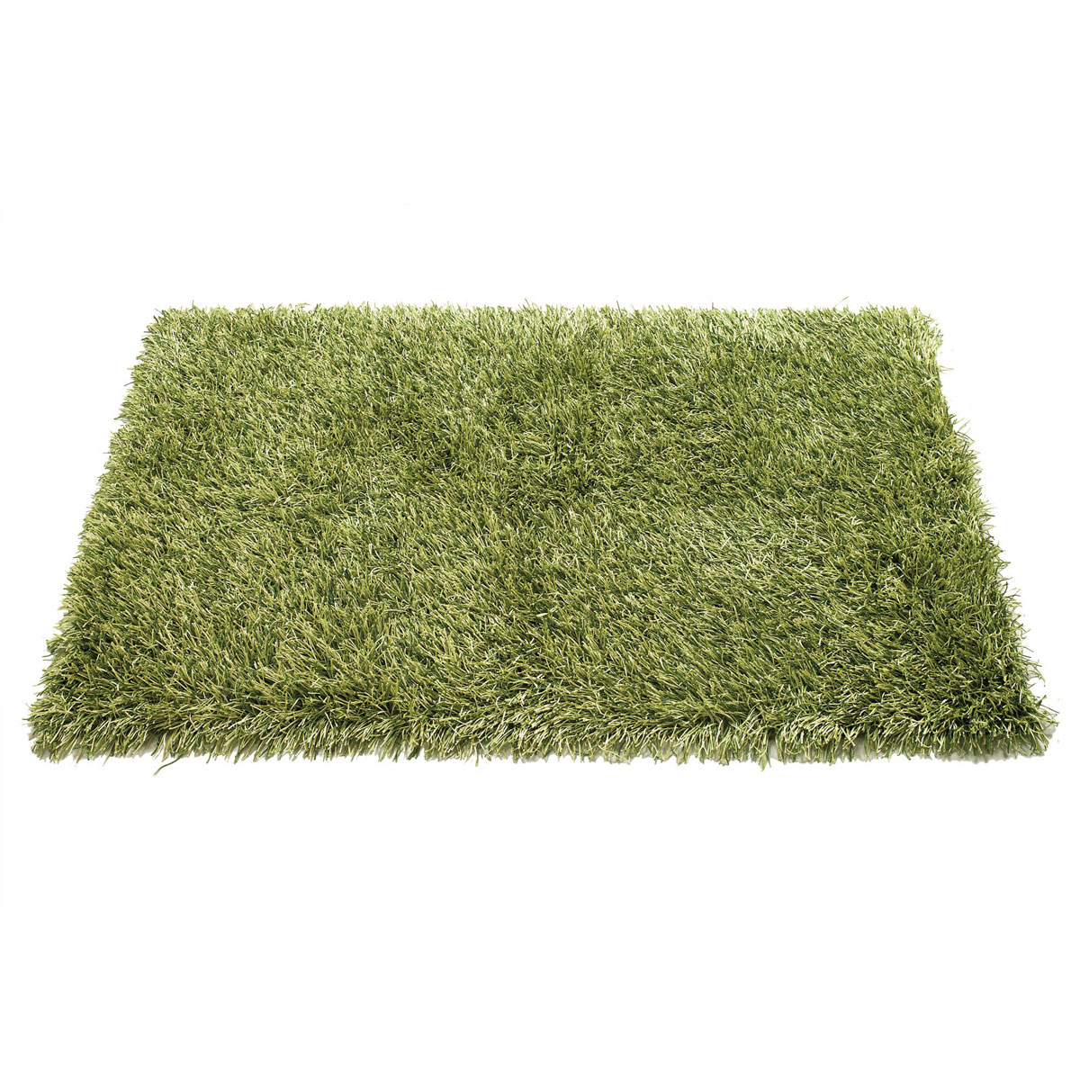 Excellent Outdoor Shag Rug - The Green Head UI48