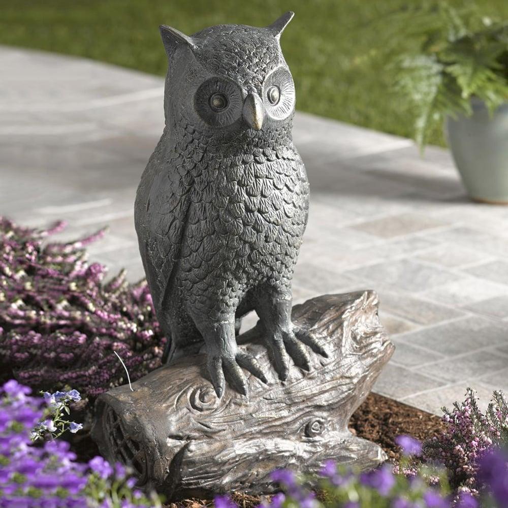 Owl Outdoor Bluetooth Speaker The Green Head